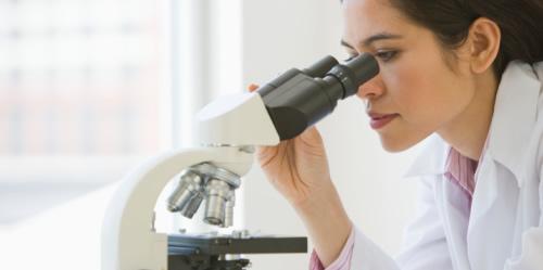 microscopewoman